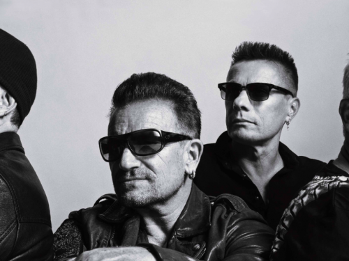 U2 wydaje nowy singiel specjalnie na Czarny Piątek!