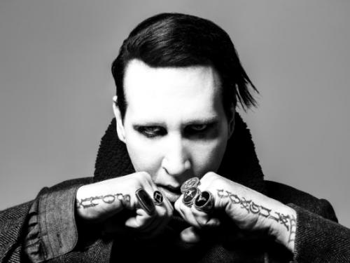 Marilyn Manson odwołał koncert… na 5 minut przed wejściem na scenę!