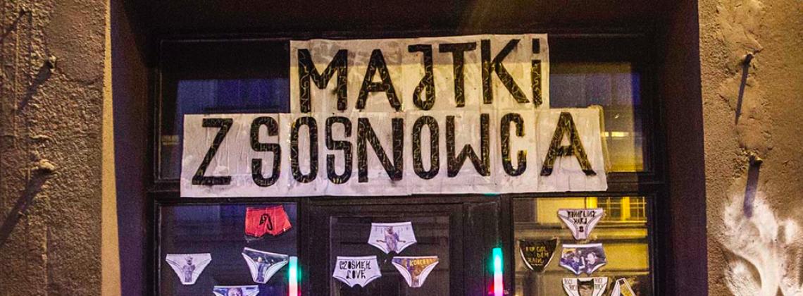 Najlepsze gacie na imprezę? After panty! Majtki z Sosnowca to żart, który… stał się hitem.