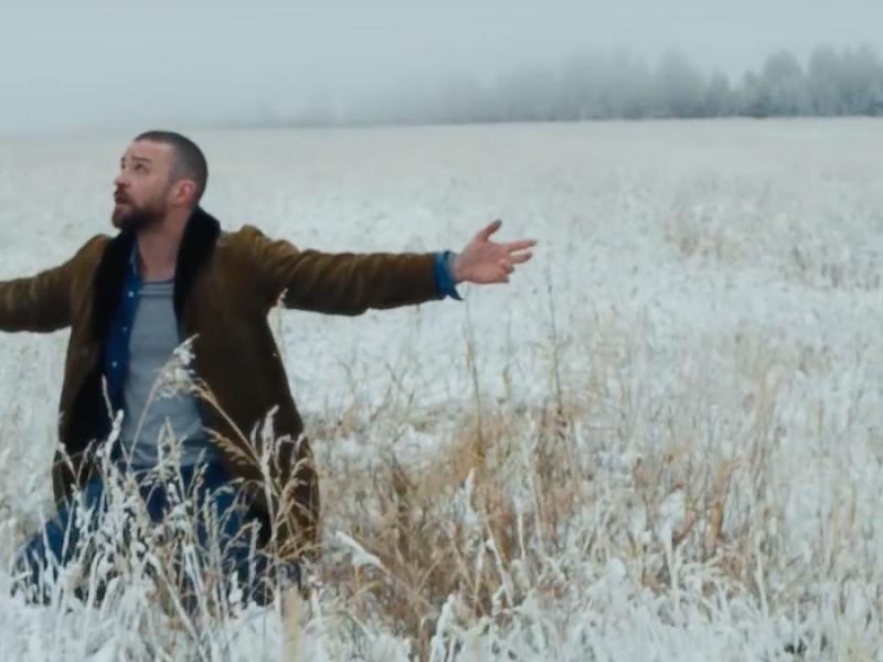 Justin Timberlake został drwalem? Swoją nową płytę zatytułował Man of the Woods.