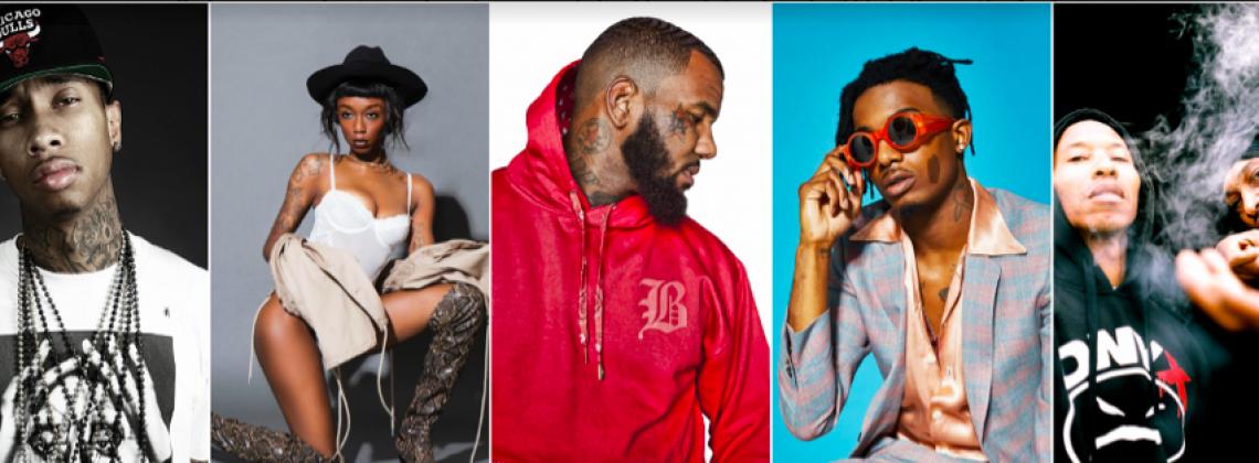10 najlepszych hip hopowych importów. Na tych koncertach warto być!