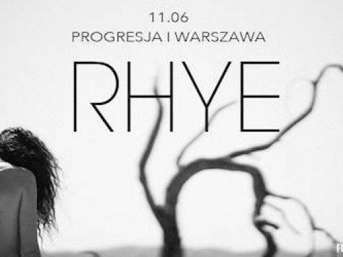 Leniwe połączenie elektroniki i R&B na żywo! Rhye w czerwcu zagra w Polsce.