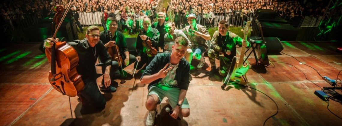 Pawbeats na scenie razem z KęKę, Noviką, Mariką i Luxtorpedą. To będzie wyjątkowy koncert!
