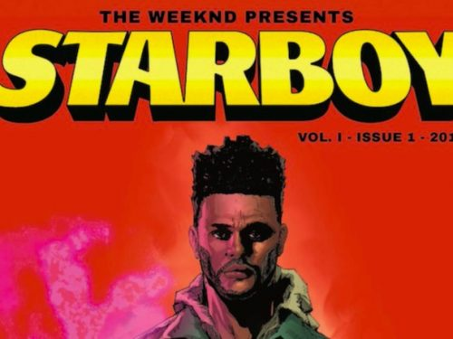 The Weeknd został superbohaterem! Komiks niedługo pojawi się w sprzedaży.
