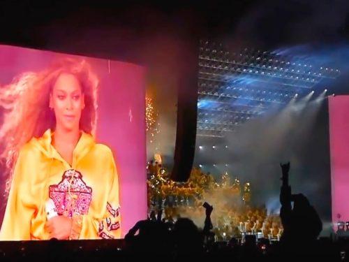 Beyonce dała najlepsze show na Coachella Festival 2018, ale i tak najlepiej bawiła się… Adele!