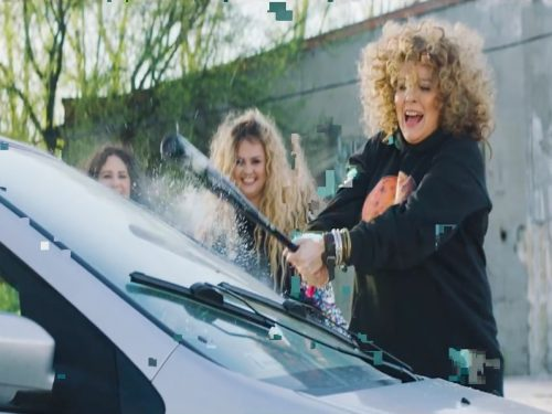 Kasia Nosowska w nowym klipie daje czadu lepiej, niż Beyonce!