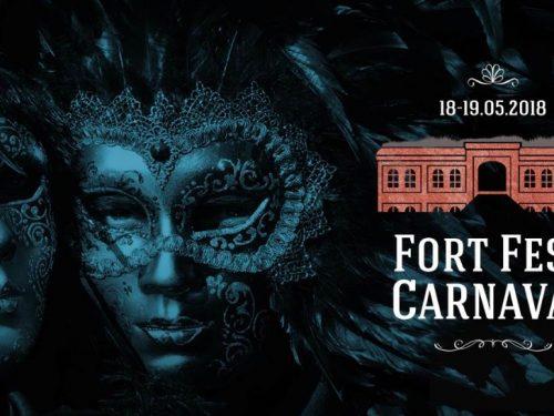 Fort Fest Carnaval 2018 – dwudniowy rave pod chmurką w wyjątkowej miejscówce!