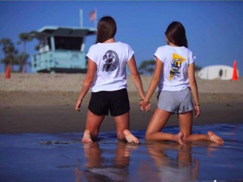 SurfPorn to nowa marka ciuchów dla ludzi żyjących na fali!