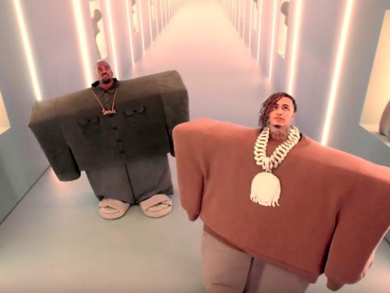 Kanye West i Lil Pump przeszli do historii!