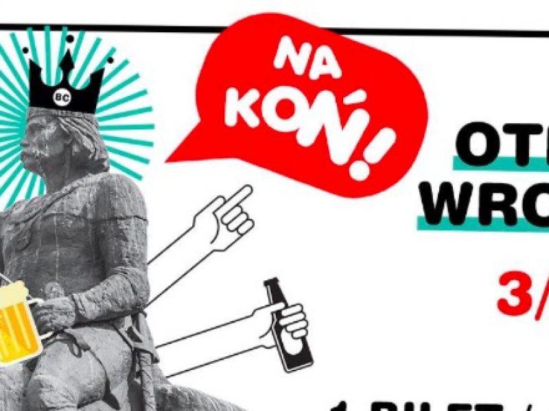 WOW! Wielkie Otrzęsiny Wrocławia 2018 – odkryj imprezową stronę miasta!