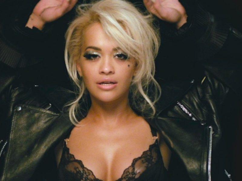 Kostiumy na Halloween 2018? Rita Ora przebrała się za znanego rapera!