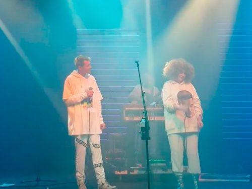 Kasia Nosowska z synem na scenie! Posłuchaj, jak Kaśka i Miki brzmią w duecie!