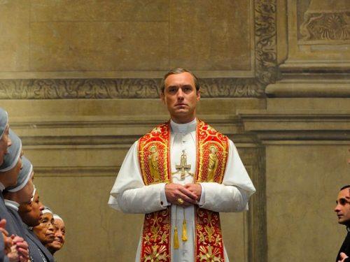 """Mamy pierwsze zdjęcie z serialu """"The New Pope""""!"""