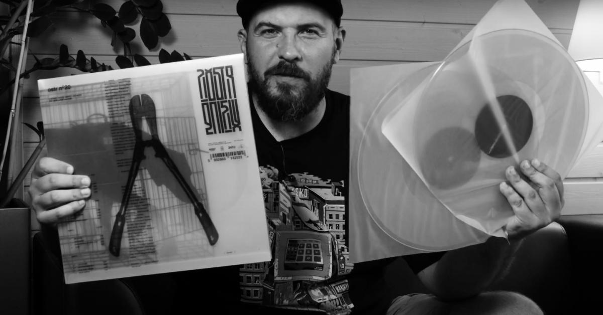 """O.S.T.R. prezentuje wyjątkowe, winylowe wydanie """"GNIEWU"""""""