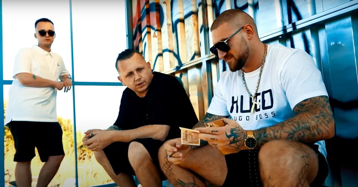 chillwagon jak SBM Label? Raperzy wyjechali do Chorwacji i pracują nad wspólnymi projektem