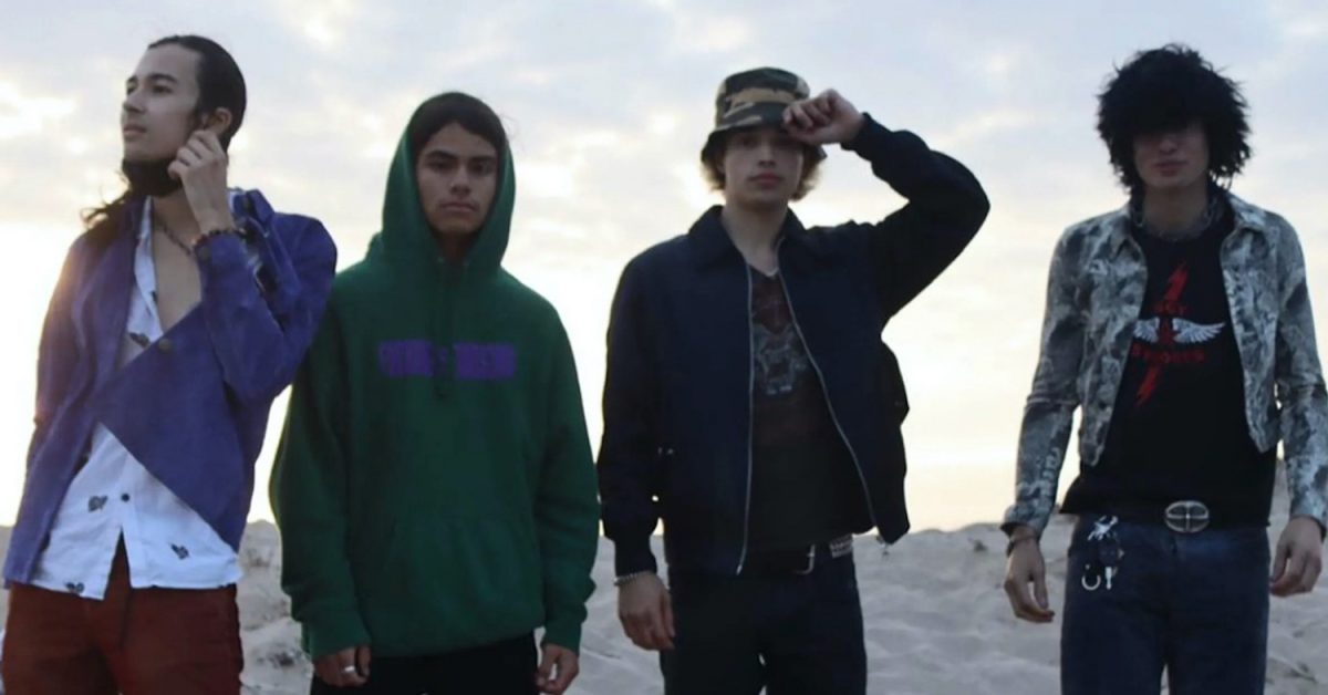 Synowie Slasha, członków zespołu Metallica i Stone Temple Pilots tworzą własny band – Suspect208