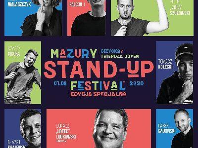 Mazury Stand-up Festival 2020 / Giżycko