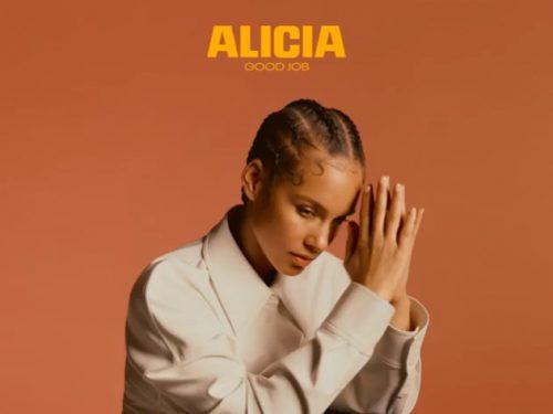 """Alicia Keys dzieli się nowym utworem """"Good Job"""""""