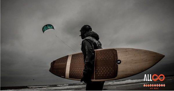 """""""Allseasons"""" – kitesurfing i pokonywanie własnych słabości. Recenzja filmu"""