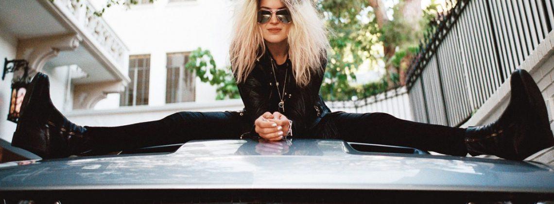 Alison Mosshart, wokalistka The Kills, wydaje książkę
