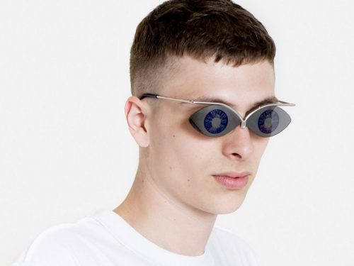Stylowe okulary z grafikami Andy'ego Warhola!