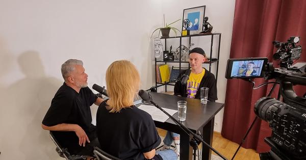 Arek Kłusowski w Miastosferze o złotej erze polskiej muzyki