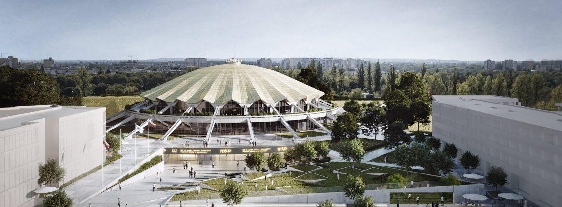 Poznańska Arena zostanie zmodernizowana. Zobaczcie wizualizacje