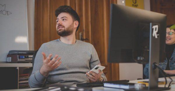 Creative Day Every Day. Poznajcie Michała – RAP głowę redakcji Rytmy.pl