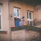 #zostańwdomu - Fot. Artur Nowicki AEN