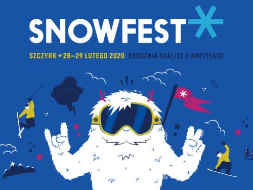 Białe szaleństwo i muzyka – SnowFest 2020