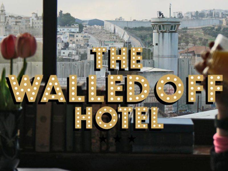 Banksy stworzył hotel w Betlejem, do którego muzykę napisali Massive Attack