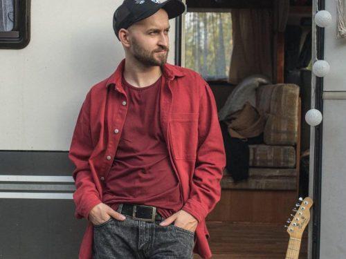 """Baranovski zaprezentował nowy singiel – """"Czułe miejsce"""". Posłuchajcie"""