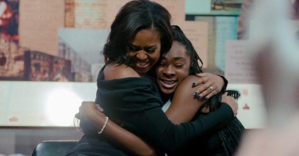 Dokument o Michelle Obamie od jutra na Netflixie