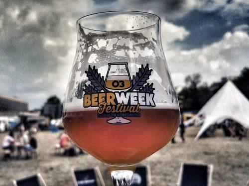 Stand-upy po raz pierwszy na Beerweek Festival w Krakowie