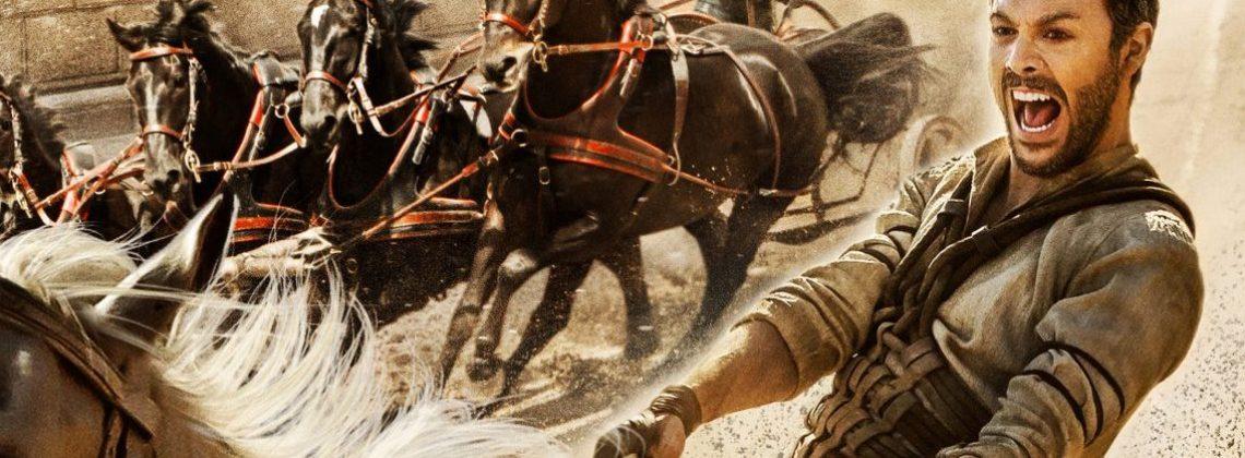 5 powodów, dla których nowy Ben-Hur to strata czasu
