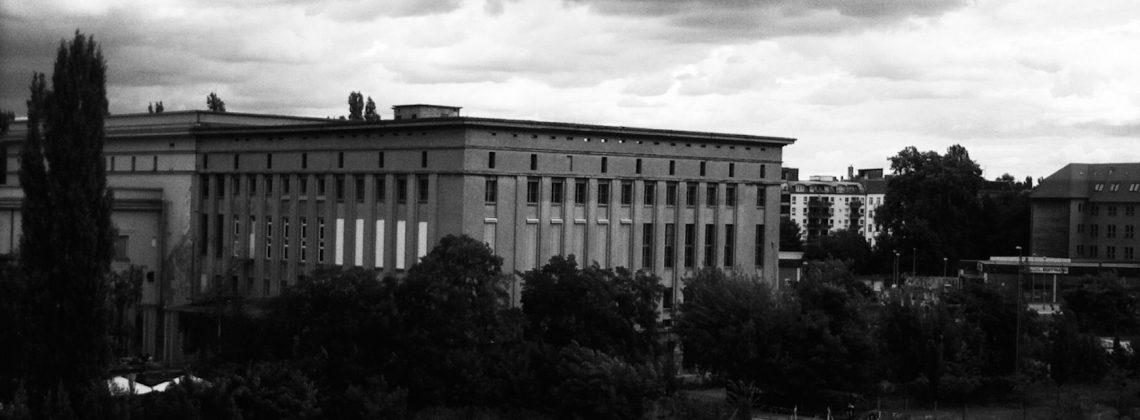 Berghain to kultura wysoka, więc klub zapłaci niższe podatki