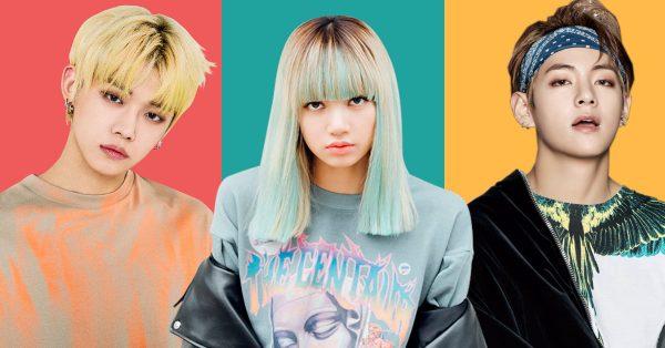Które k-popowe zespoły dobrze radzą sobie na liście Billboard?