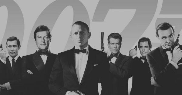 Wszystkie filmy o Jamesie Bondzie trafią wkrótce na HBO GO