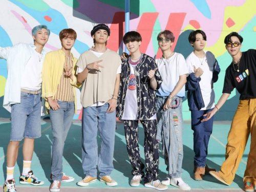 """K-popowy boysband BTS zaprezentuje nowy klip do singla """"Dynamite"""" w grze Fortnite"""