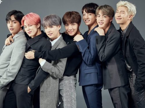 BTS łączy siły z zachodnimi gwiazdami w soundtracku gry BTS World – Rytmy.pl
