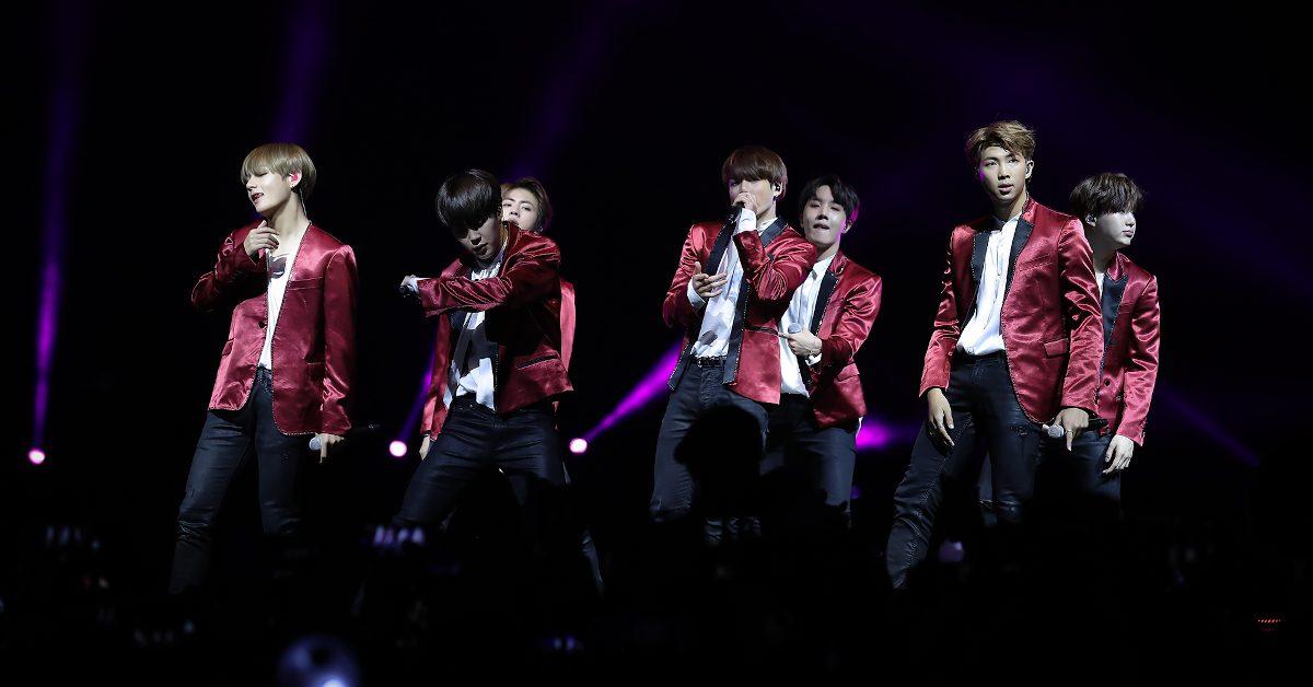 5 najlepszych występów BTS na żywo
