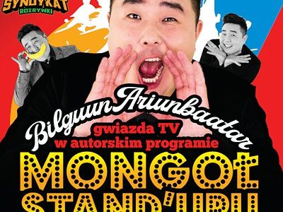 Bilguun Ariunbaatar: Mongoł Stand-upu | Libiąż [zmiana daty]