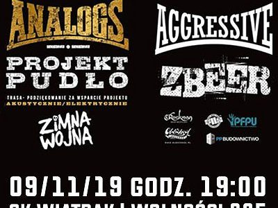 The Analogs, Aggressive, Zbeer, Zimna Wojna