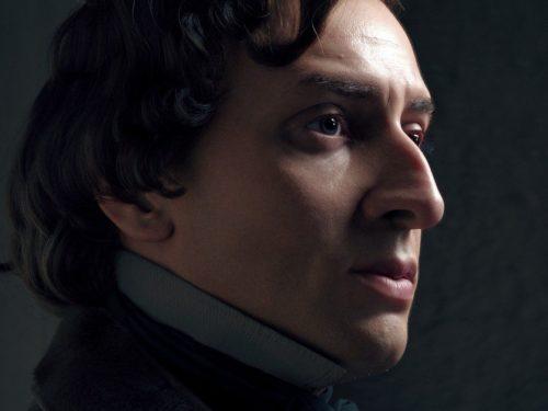 Grafik z Iranu stworzył realistyczny portret Chopina w 3D