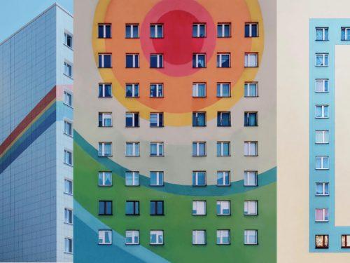 APPLE kocha zdjęcia polskich blokowisk autorstwa Patryka Wikalińskiego!