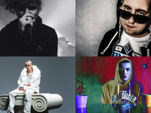 Poczwórna dawka hip hopu! Żabson, Białas, Sarius i Guzior wystąpią na jednej scenie!