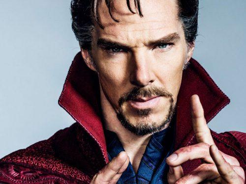 Benedict Cumberbatch jako łowca dyktatorów