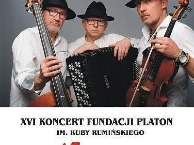 XVI Koncert Fundacji Platon im. Kuby Rumińskiego