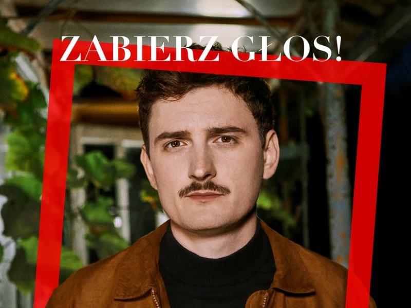 Dawid Podsiadło, Krzysztof Zalewski i inni zachęcają do udziału w wyborach
