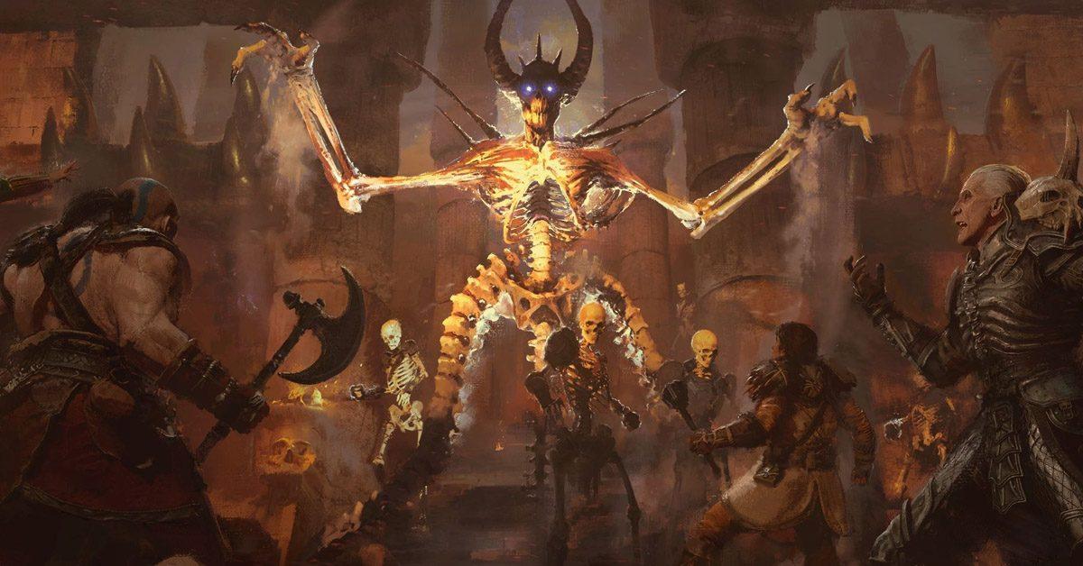 """Diablo zmartwychwstanie. Blizzard pokazał zwiastun do """"Diablo 2: Resurrected"""""""